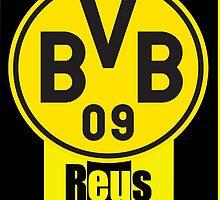 Marco Reus Dortmund Bundesliga  by Niftycallum