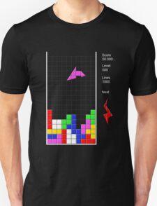 The last tetris level T-Shirt