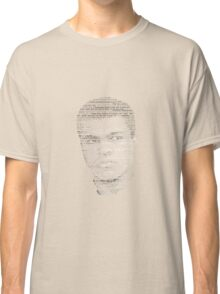 Rumble Young Man Rumble - Ali T-Shirt Classic T-Shirt