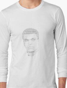 Rumble Young Man Rumble - Ali T-Shirt Long Sleeve T-Shirt