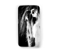 Patient Horse Samsung Galaxy Case/Skin