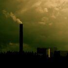Green Skies by Elliott Walker