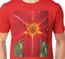 Origami Daylily Unisex T-Shirt