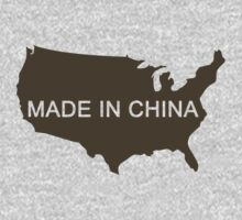Made in China Kids Clothes