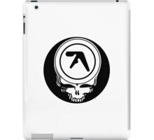 Aphex Twin / Grateful Dead Steal Your Face  iPad Case/Skin