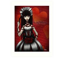 Be My Valentine... Art Print