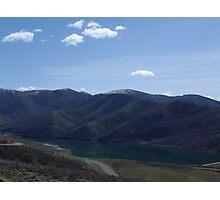 Pioneer Mountain Photographic Print