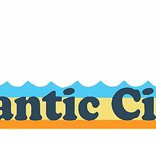 Atlantic City. by America Roadside.
