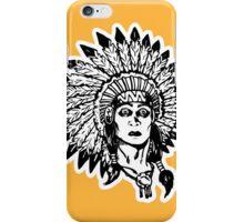 Geronimo Caligari iPhone Case/Skin
