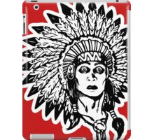Geronimo Caligari iPad Case/Skin