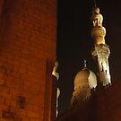 El Refaie Mosque, Citadel,Cairo, Egypt by monirgouda
