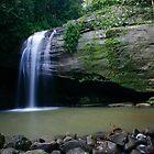 Serenity Falls by John Donatiu
