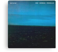 Brian Eno - Eno, Moebius & Roedelius - After The Heat Canvas Print