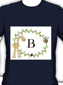 Nursery Letters B T-Shirt