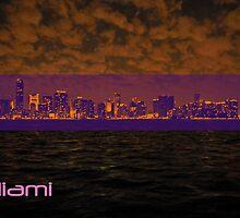 Miami by cromagnon