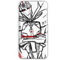 Starscream Scratch iPhone Case/Skin