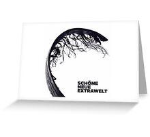 Extrawelt - Schone Neue Extrawelt Greeting Card
