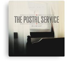 The Postal Service - Give Up Canvas Print