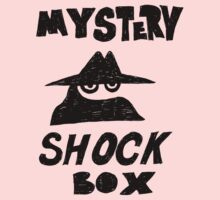 Mystery Shock Box (Black) by awcomix