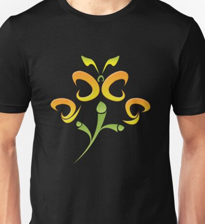 2009 - Colorful Flutter T-Shirt