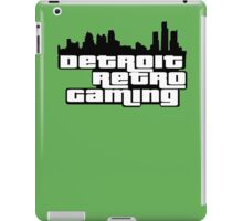 Detroit Retro Gaming iPad Case/Skin