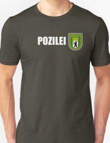 polizei pozilei berlin T-Shirt