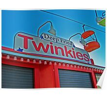 Deep Fried Twinkies Poster