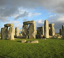Stonehenge by qiutianran