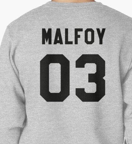 Draco Malfoy Jersey Pullover