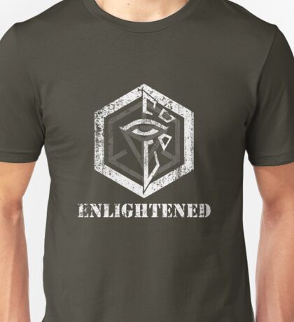 ENLIGHTENED - Ingress Unisex T-Shirt