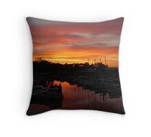 Breathtaking Sunsets Throw Pillow