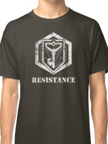 RESISTANCE - Ingress Classic T-Shirt