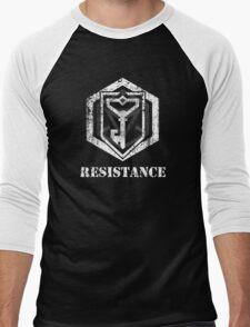 RESISTANCE - Ingress Men's Baseball ¾ T-Shirt