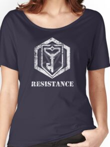 RESISTANCE - Ingress Women's Relaxed Fit T-Shirt