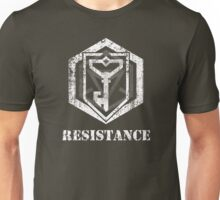 RESISTANCE - Ingress Unisex T-Shirt