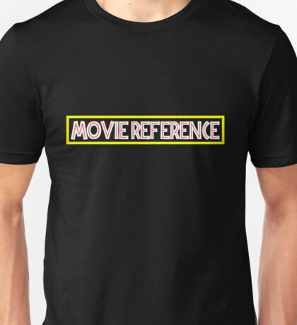 Movie Reference - Jurassic Park Unisex T-Shirt