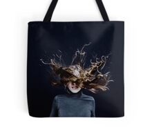 The Tunnels of Deimos Tote Bag