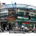 Saigon - Street Life by Plonko