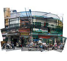Saigon - Street Life Photographic Print