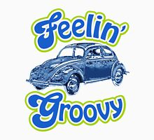 Groovy Bug Tee Womens Fitted T-Shirt