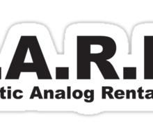 H.A.R.M. Sticker
