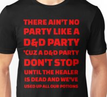 D&D Party Unisex T-Shirt