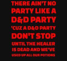 D&D Party Unisex T-Shirt