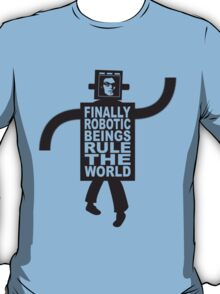 Robotic Beings - Jemaine T-Shirt