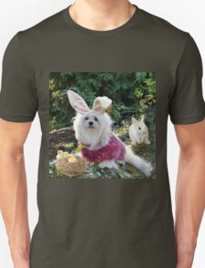 Snowdrop the Maltese - Ready for Easter T-Shirt