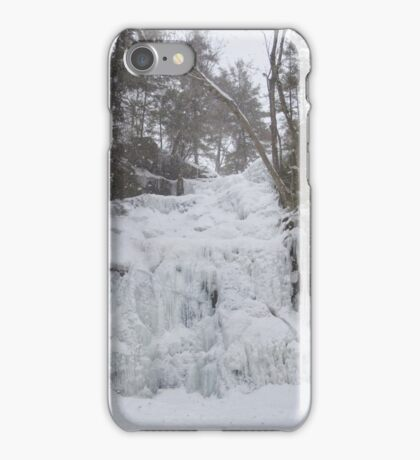 Snowstorm at Ganoga iPhone Case/Skin