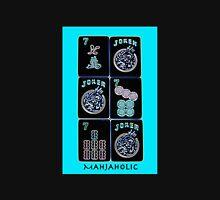 "Lucky Sevens and Jokers ""Mahjaholic"" #10 ~ Mah Jongg Series T-Shirt"