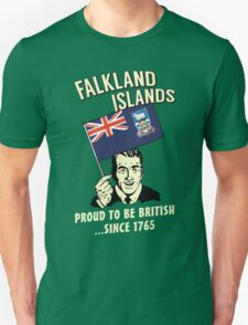 Falkland Islands - Since 1765 Unisex T-Shirt