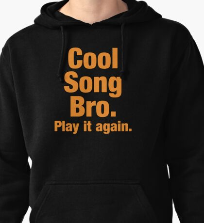Cool Song Pullover Hoodie