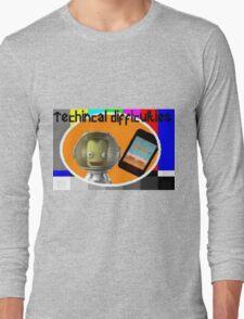 KSP Technical Difficultys merch Long Sleeve T-Shirt